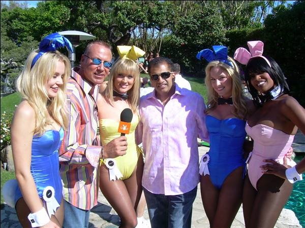 In the Zone TV Covers Playboy Celebrity Golf in Los Angeles
