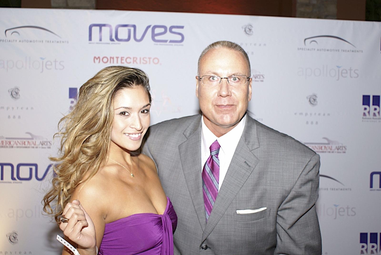 Moves Magazine Red Carpet Super Bowl Party